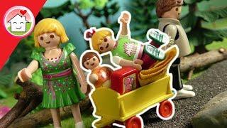 Playmobil Film deutsch - Picknick am Sonntag - Geschichte für Kinder von Familie Hauser