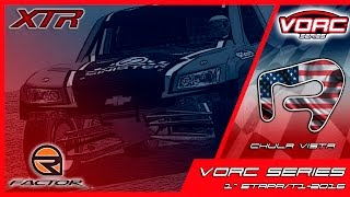 VORC Series @ Chula Vista - 1ª Etapa T1/2016