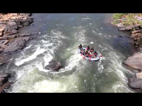Kithulgala White Water Rafting RAPID