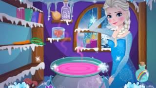 Frozen Elsa Magic (Холодное сердце: магия Эльзы) - прохождение игры