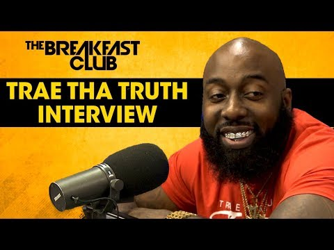 Trae Tha Truth Talks New Album, Giving Back To The Community & Why He's Banned From Radio