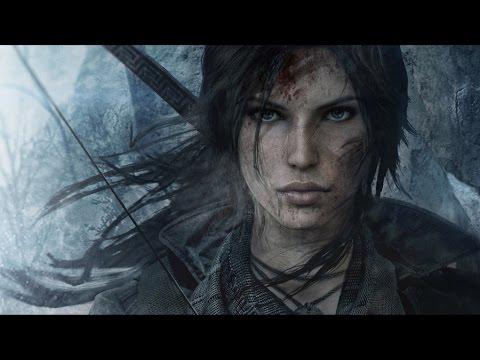 Прохождение игры Rise of the Tomb Raider  Часть 2 Убийство медведя