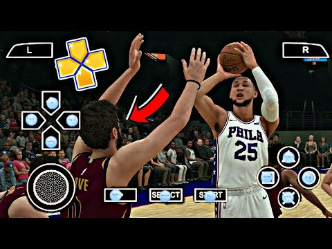 50MB (NBA FULL GAME PPSSPP) HIGHLY COMPRESSED GAME ALL MOBILE (100% WORKING) - 동영상