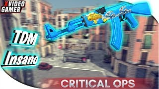 Critical Ops - TDM Insano - ‹‹ Xvideo Gamer ››