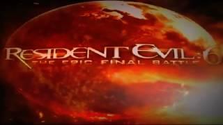 Обитель зла:6 Последняя глава