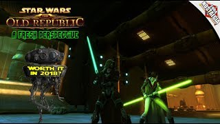 Star Wars The Old Republic: A Fresh Perspective