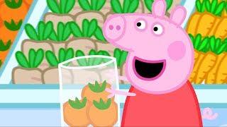 Peppa Pig Português Brasil | Compilation 2 | HD | Desenhos Animados