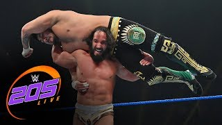 Raul Mendoza vs. Tony Nese: WWE 205 Live, Oct. 25, 2019