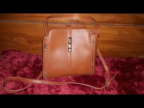 Unboxing Laura Bag Jims Honey