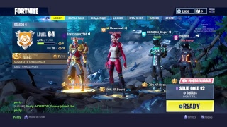 Fortnite| Solid Gold| Free Vbuck Giveaway