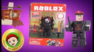 UNBOXING ROBLOX ACTION FIGURES AND TOOL KIT from Jazwares