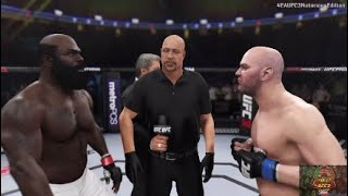 Kimbo Slice vs. Dana White - UFC Heavyweight Championship | EA Sports UFC 3 Notorious Edition