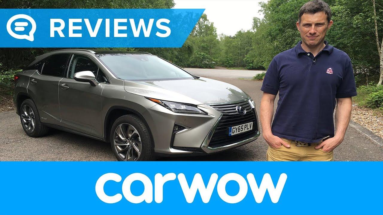 Dealer Daily Lexus >> Lexus Rx Suv 2018 Review Mat Watson Reviews