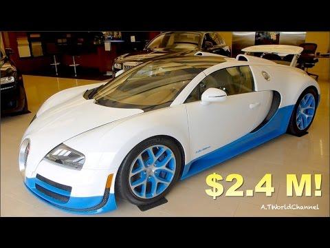 1 of 1 $2.4 Million Bugatti Veyron Grand Sport Vitesse 'Le Ciel Californien'