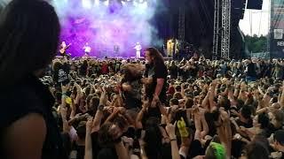 Korpiklaani - Masters of Rock 2018