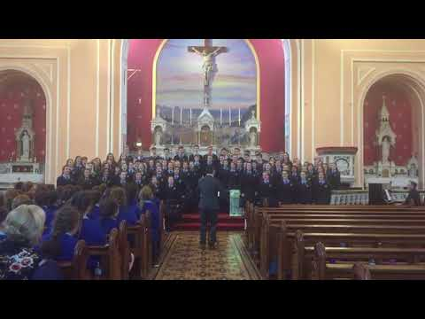 The Battle of Jericho Maynooth Schools Choir