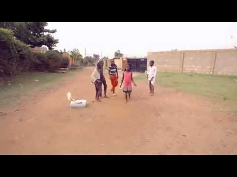 You Gotta See These Kampala Kids From Uganda Dance On A Dirt Road [Video]