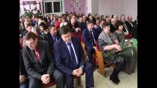 Прошла инаугурация главы Половинского района