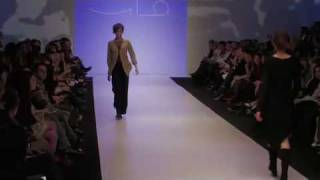 Ula Zukowska LG Fashion Week 09 Featuring ICON Models- Toronto Thumbnail