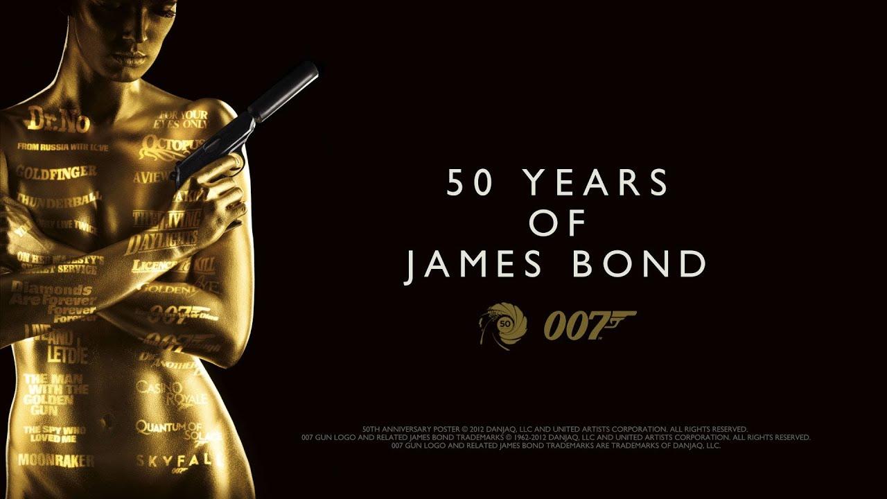 Happy Birthday 007 50th Anniversary Tribute