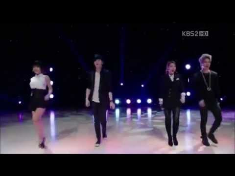 Dream High 2 (ep 10 performance cut) JB & Ailee & Hyorin & Seo Joon.FLV