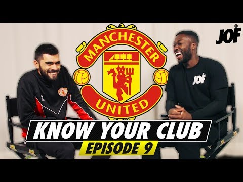 KNOW YOUR CLUB - FOOTBALL CHALLENGE #9 w/ ADAM MCKOLA