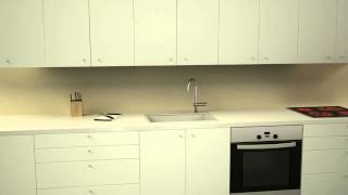 Drip Dry Stainless DDS30 Cabinet Dish Rack Installation Video