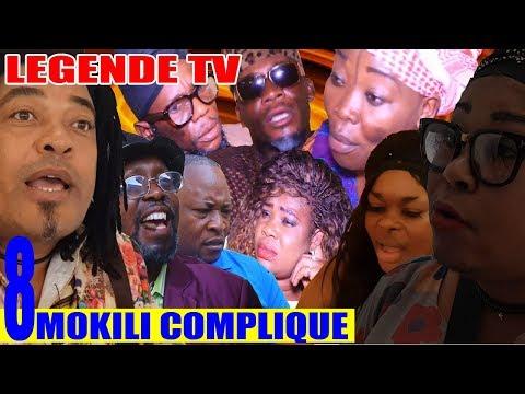MOKILI COMPLIQUE EP: 8 -Theatre congolais-Ebakata-Darling-sundiata-Sila Bisalu-Legende tv