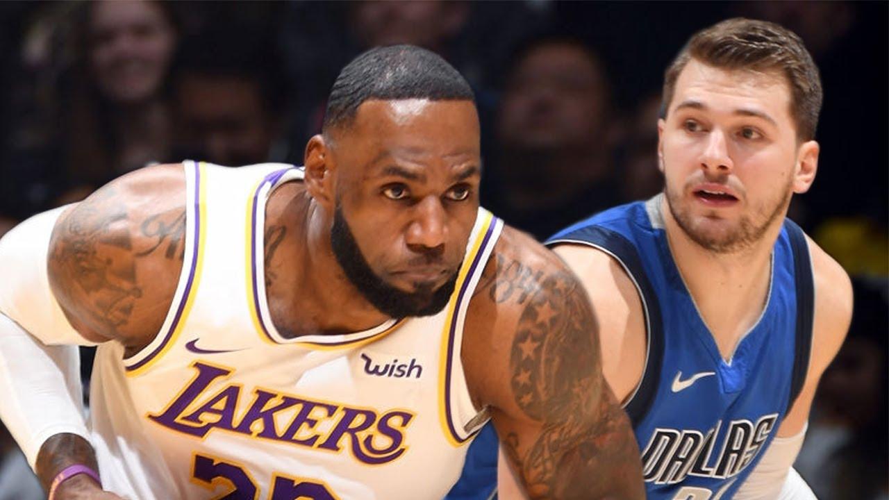 La Lakers Cruise Past Dallas Mavs 108 95 Vegas Odds News