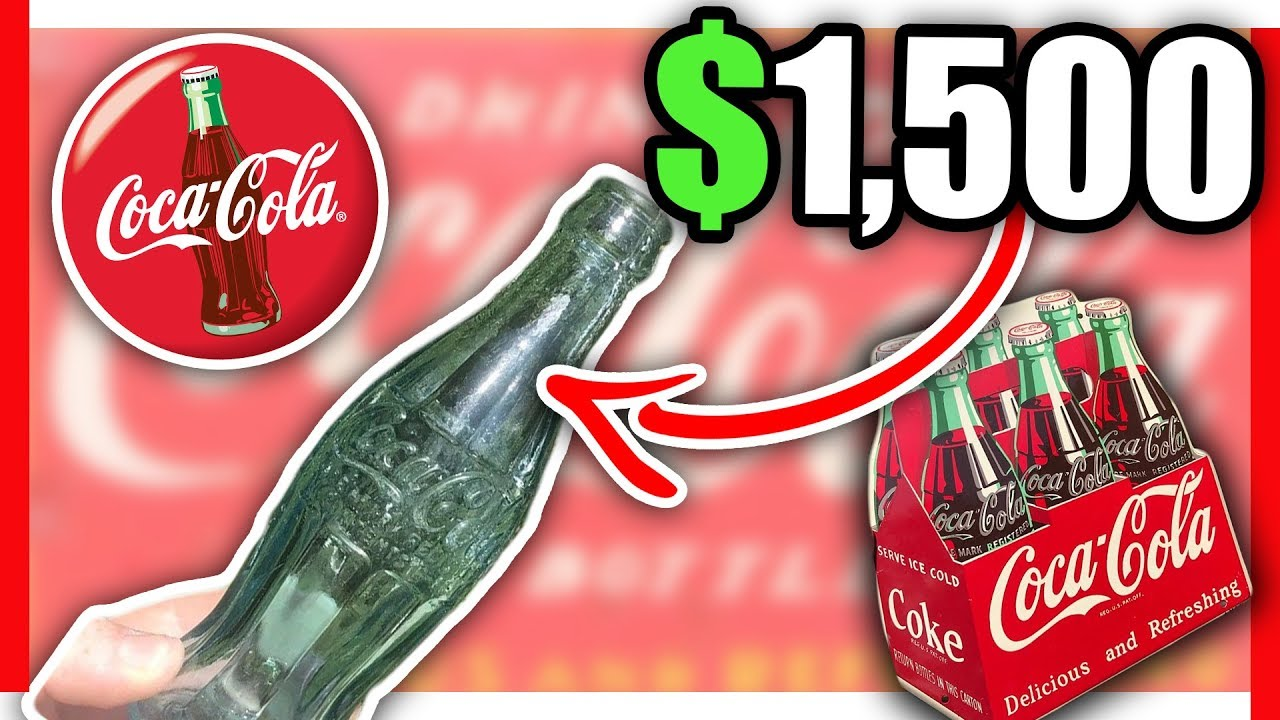 Coca Cola Gifts >> 10 Extremely Rare Coca Cola Items Worth Money Vintage Items To