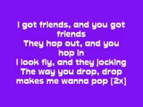 Chris Brown ft. Juelz Santana-Run It Wit Lyrics Mp3