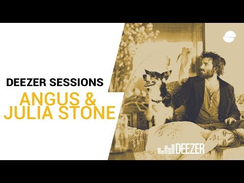 Angus & Julia Stone - Big Jet Plane - Deezer Session