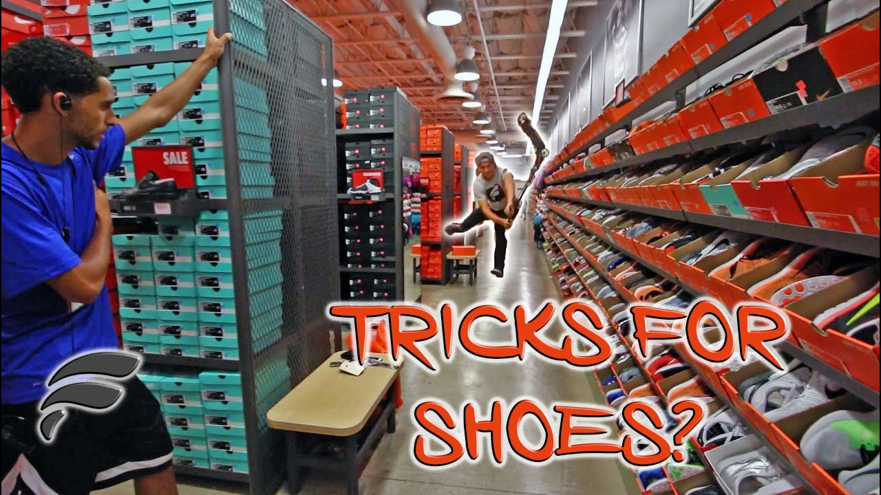 nike warehouse