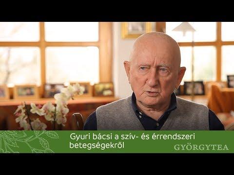 Gyuri bácsi a szív- és érrendszeri betegségekről