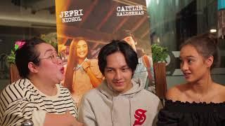 Video Diary Surat Cinta Untuk Starla (Ep. 02-Part #1) - Bersama Jefri Nichol, Caitlin Halderman & Tisa TS download MP3, 3GP, MP4, WEBM, AVI, FLV Mei 2018