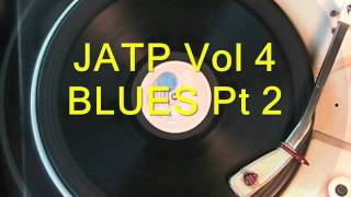 BLUES Pt 1-2-3 with Les Paul from JAZZ AT THE PHILHARMONIC Vol 4