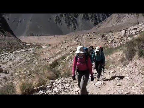 Expedition Aconcagua 2015