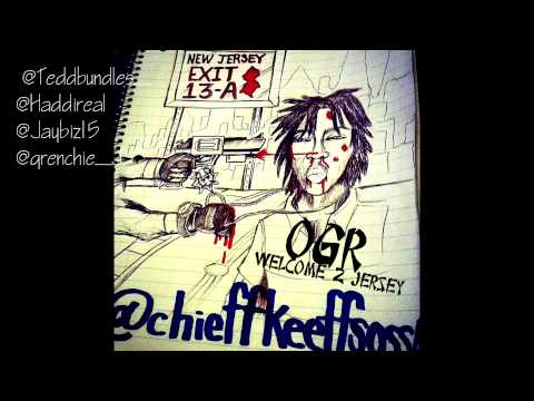 #OGR - Welcome to Jersey #FUCKSOSA (Chief Keef Diss) Response to Faneto