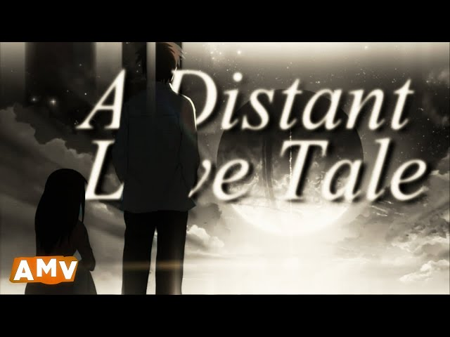 A Distant Love Tale | 5cm Per Second AMV | 遠い恋愛小説 Travel Video