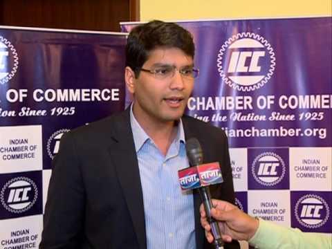 shashwat goenka director spencer retail with Ashish Tiwari