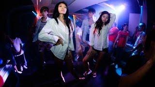 Korean night club - Dance Sexy Party Korean Girl