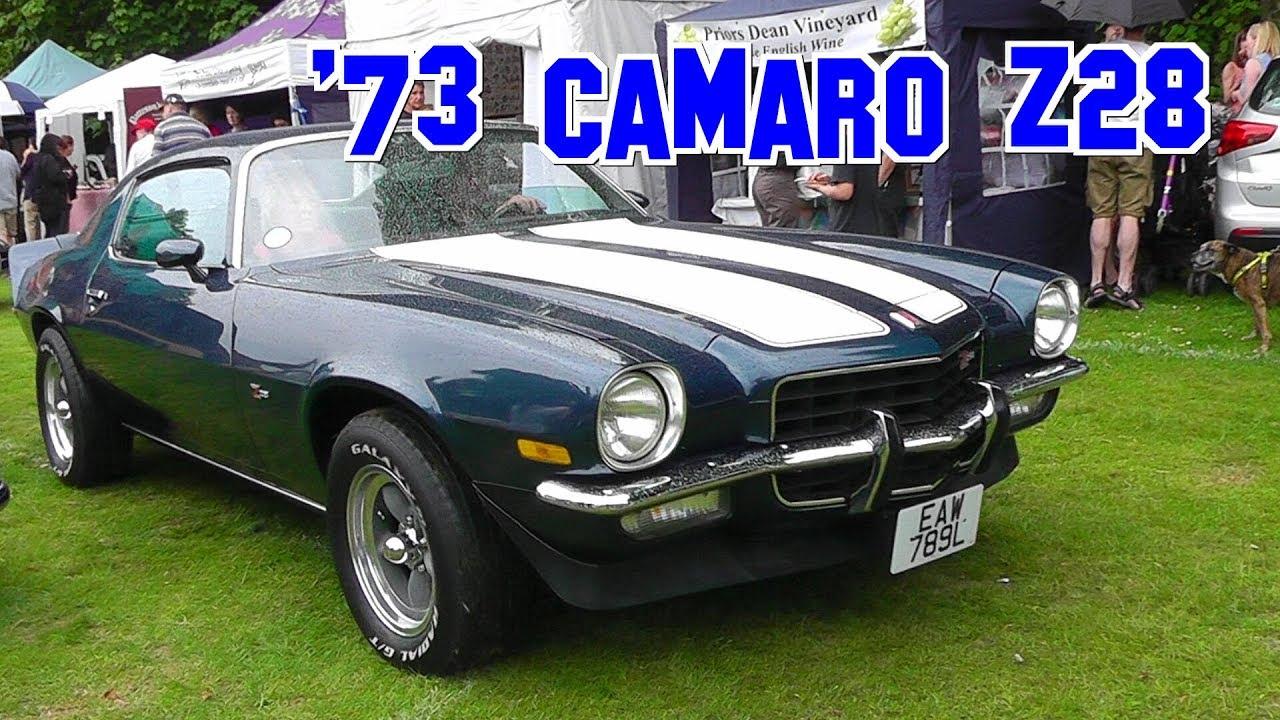 1973 Chevy Camaro Z28