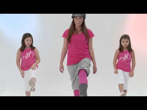 DVD Street Dance For Kids - Full Training