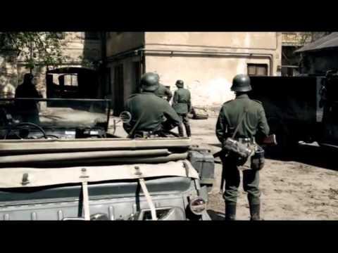 Бандеровцы глазами немцев во время войны - отрывок из немецкого фильма Наши матери, наши отцы