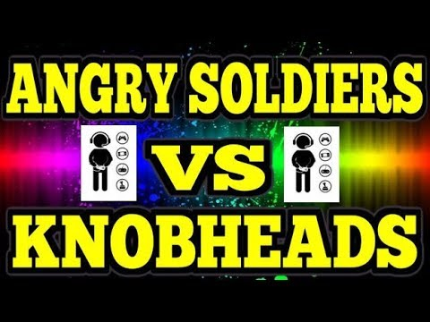 Clash Of Lords 2 - Guild Clash - Knobheads Vs Angry Soldiers