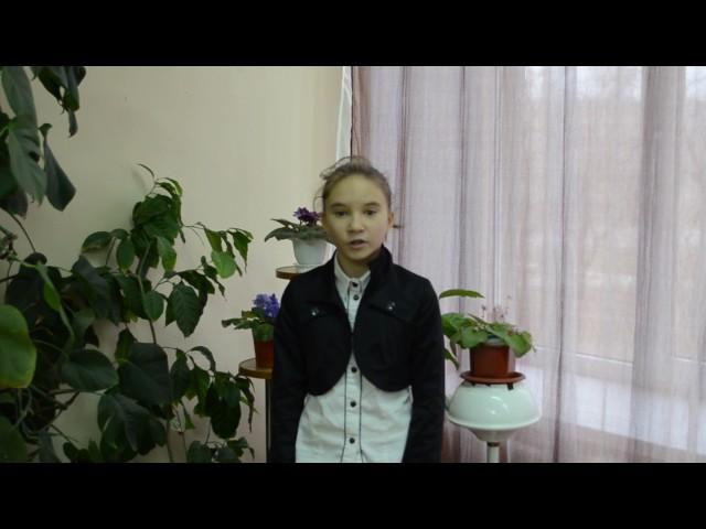 Изображение предпросмотра прочтения – ЮлияСтепаненко читает произведение «Свинья под дубом» И.А.Крылова