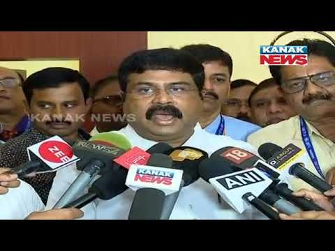 Dharmendra Pradhan Targets BJD Govt On Various Issues