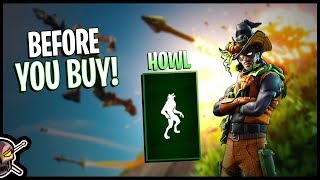 Patch Patroller | Howl Emote - Before You Buy - Fortnite