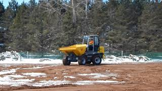 Video still for Quality Equipment of Shakopee, Minn., Showcases Wacker Nueson DW60 at New Iron Expo