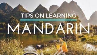 Tips on learning Mandarin